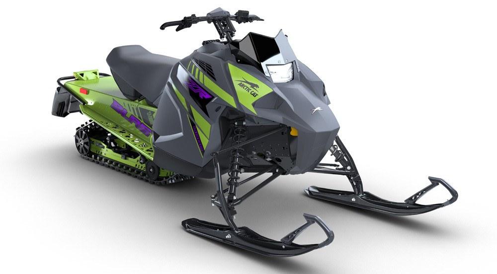 2021 Arctic Cat Blast ZR 4000
