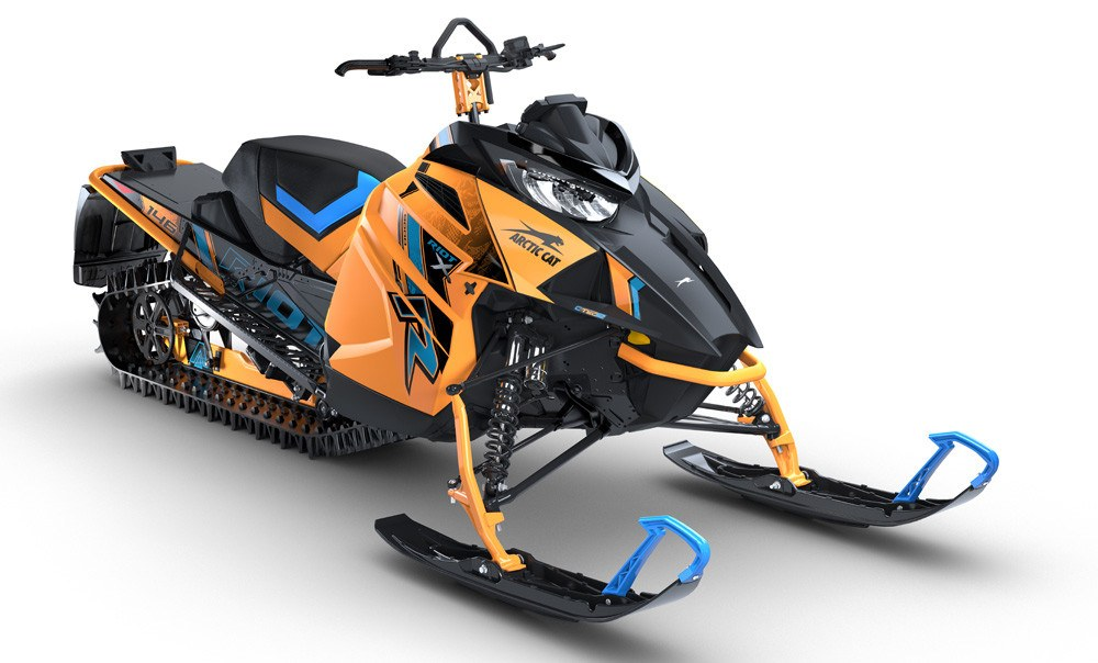 2021 Arctic Cat Riot X 8000
