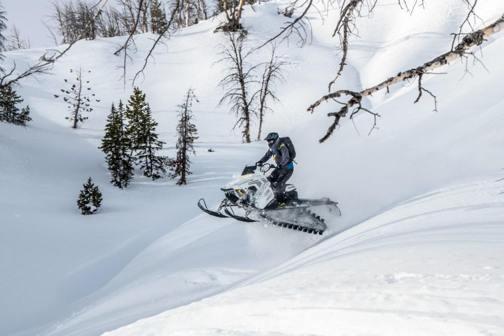 Polaris Snowmobiles