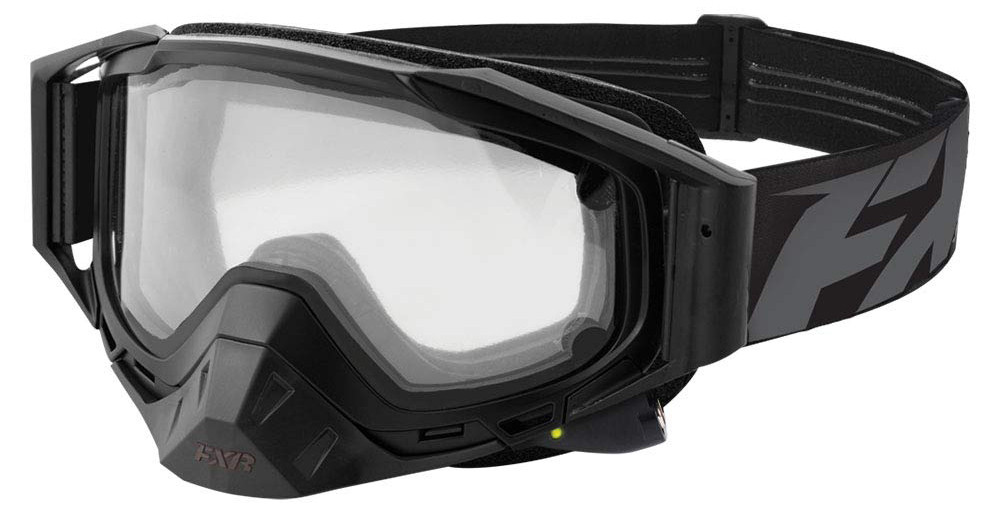 FXR Electric Goggles
