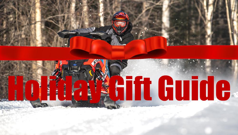 Snowmobile.com Holiday Gift Guide - Snowmobile.com