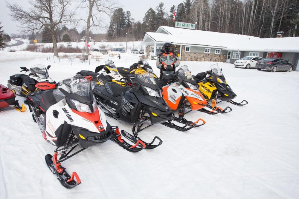 Photo courtesy of Craig Nicholson, The Intrepid Snowmobiler