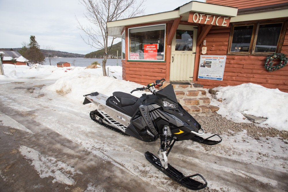 Snowmobile Friendly Hotels Ontario