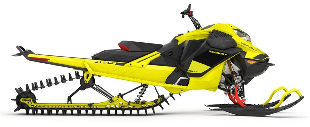 Ski-Doo Summit 850 E-TEC Turbo Profile