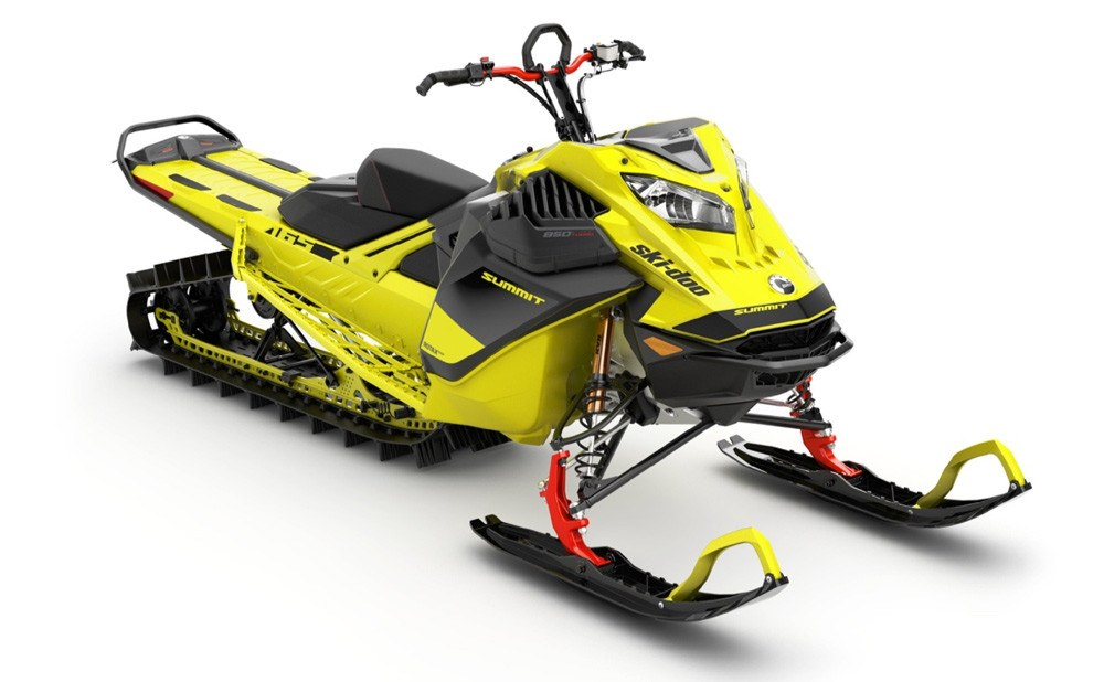 Ski-Doo Summit 850 E-TEC Turbo 3