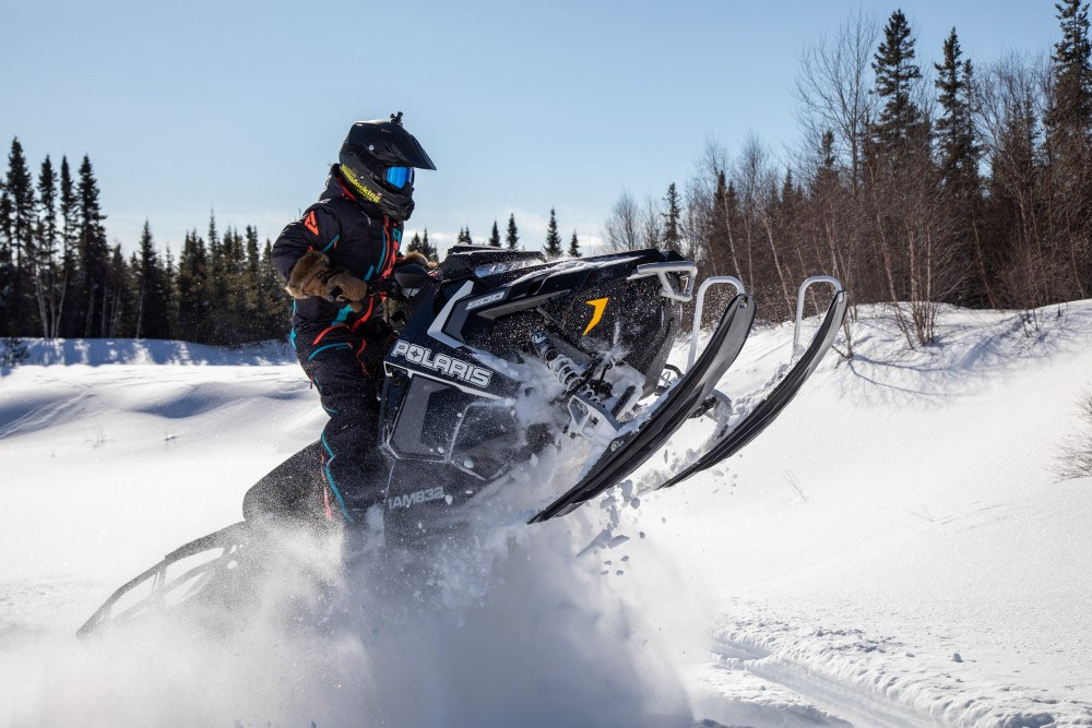 Southwestern Ontario is unique in terms of both its weather patterns and riding areas, allowing snowmobilers to ride from Lake Huron to Lake Erie.