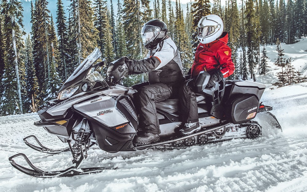 2021 Ski-Doo Grand Touring Limited