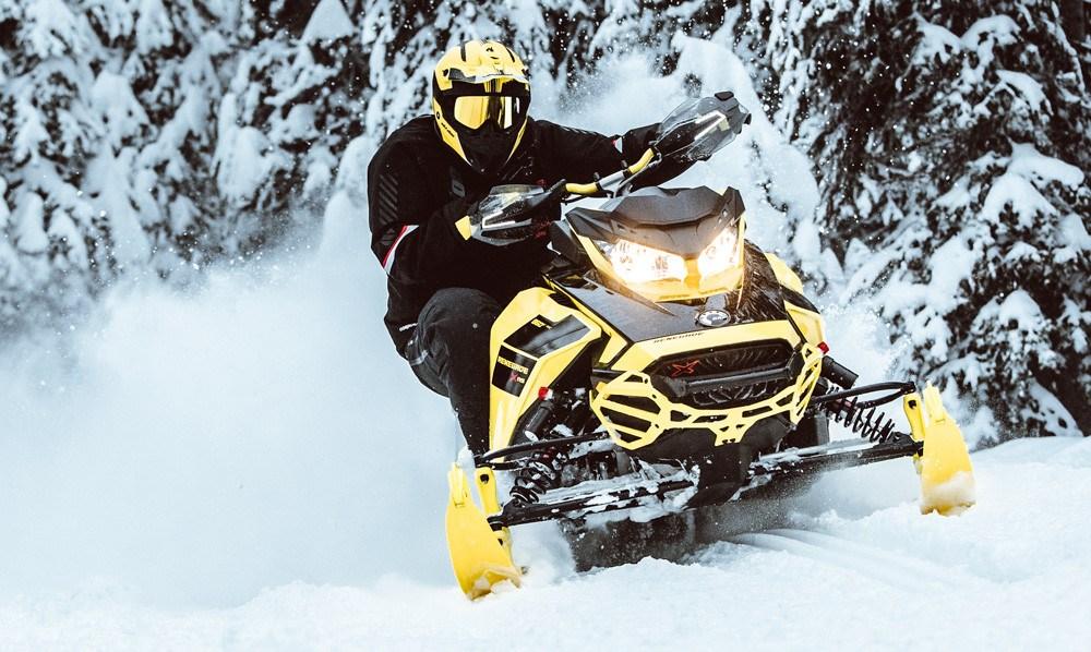 2021 Ski-Doo Renegade X-RS