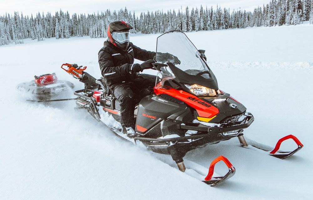 2021 Ski-Doo Skandic WT