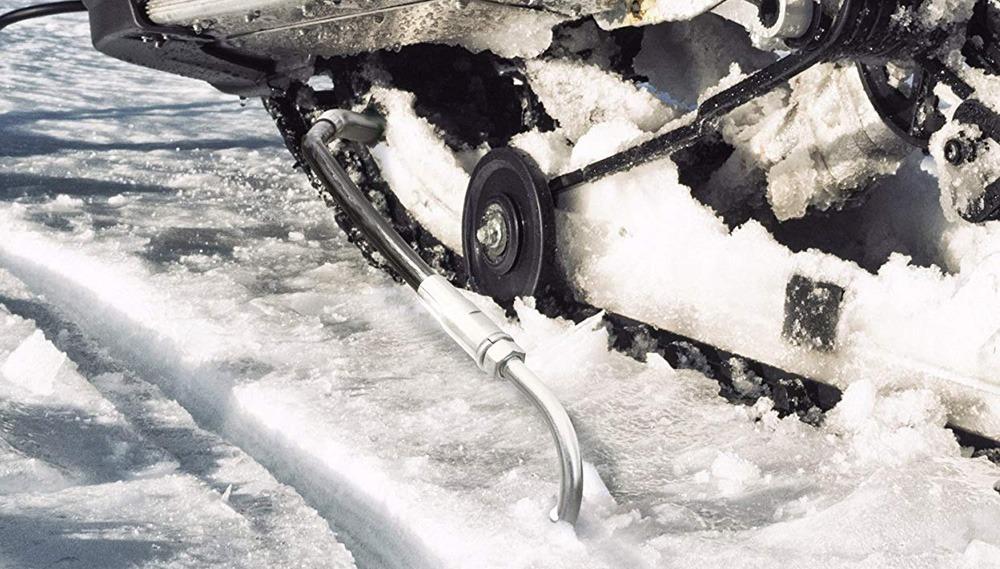 New Duraflex Ice Scratchers For Polaris//Ski-Doo//Arctic Cat//Yamaha Snowmobiles