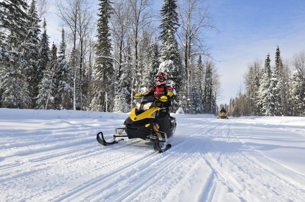 Hit the trails in Ontario: here's what to stay, eat and ride on your next snowmobile trip through the province.
