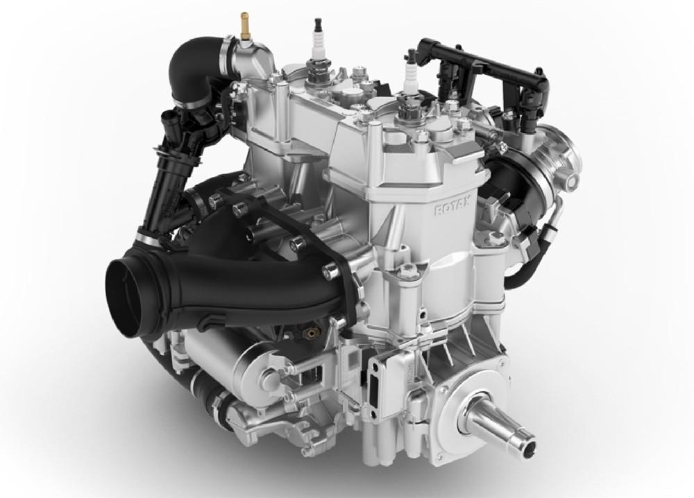Rotax 600 EFI Engine