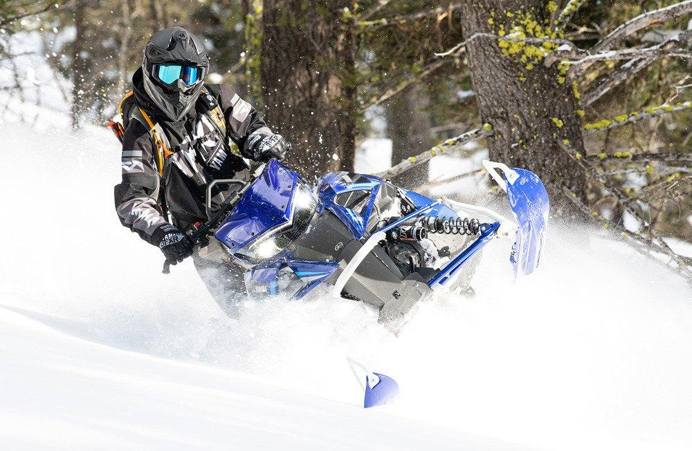 2021 Yamaha Mountain Max LE 165 2