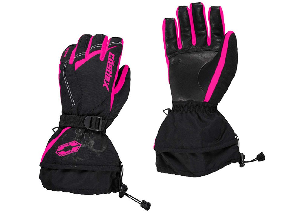Castle X Legacy Womens Snowmobile Gloves