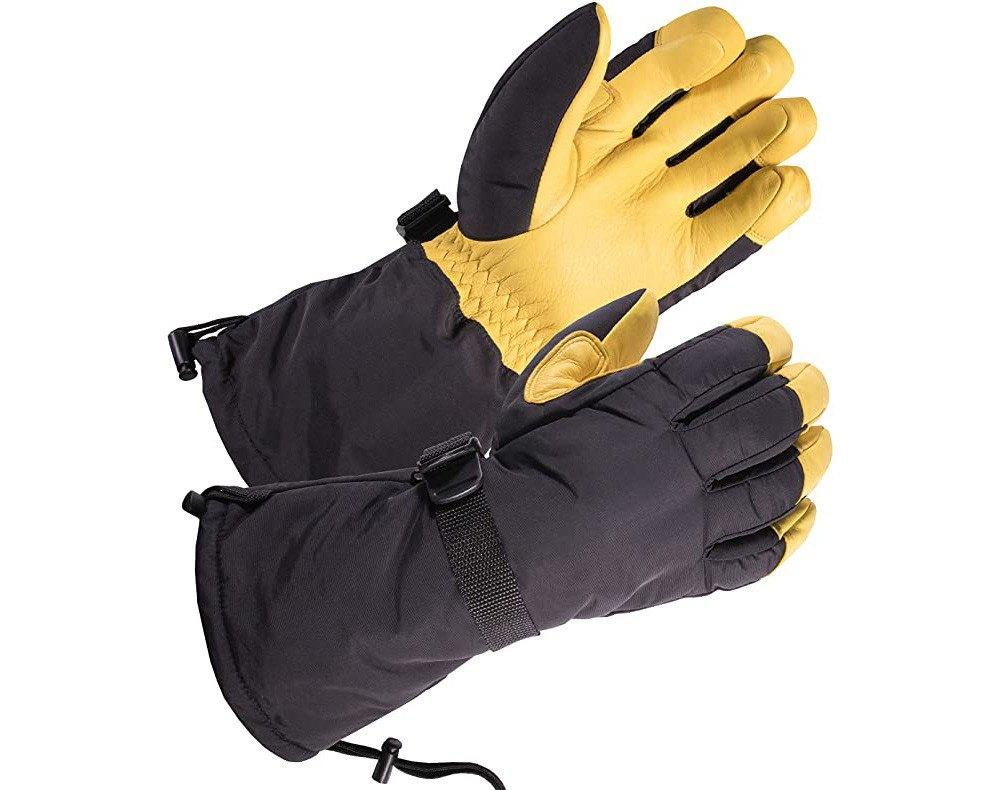 SKYDEER Deerskin Gloves
