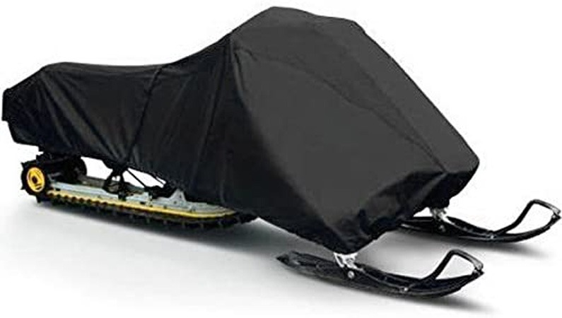 North East Harbor makes our best snowmobile covers list by offering waterproof trailerable covers at a fraction of the price.