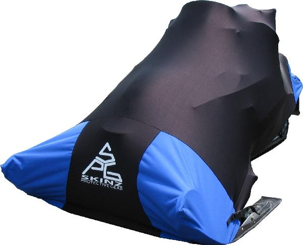 If you're in need of something made specifically for trailering, the Pro Series cover from Skinz Protective Gear is one of the best snowmobile covers for trailering.
