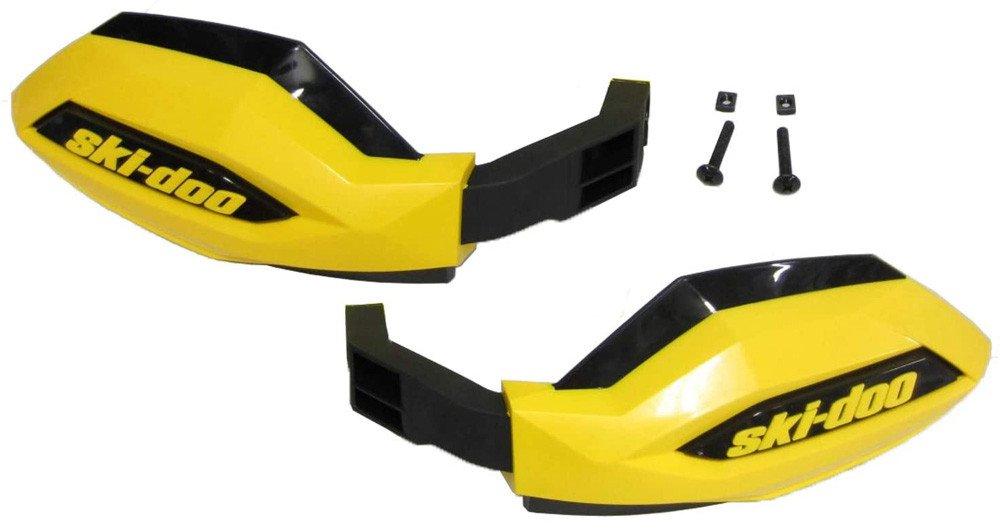 Ski-Doo OEM Hand Guard Handlebar Wind Deflectors Kit