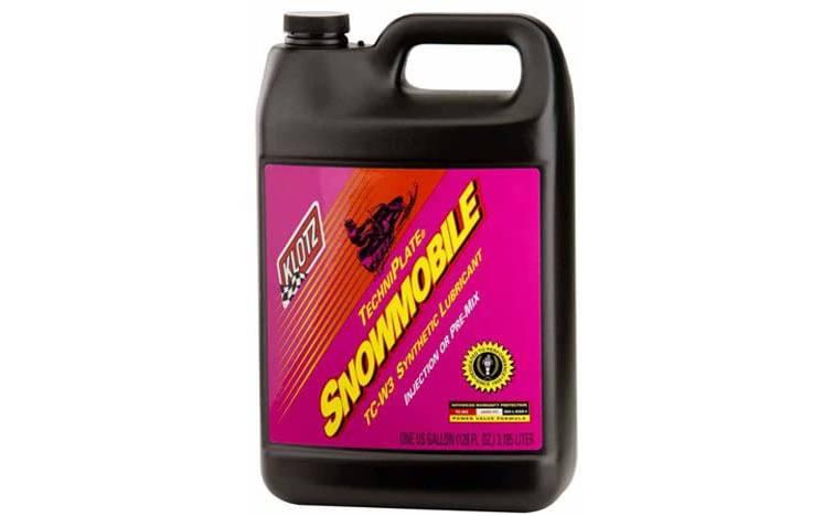Klotz Snowmobile Oil
