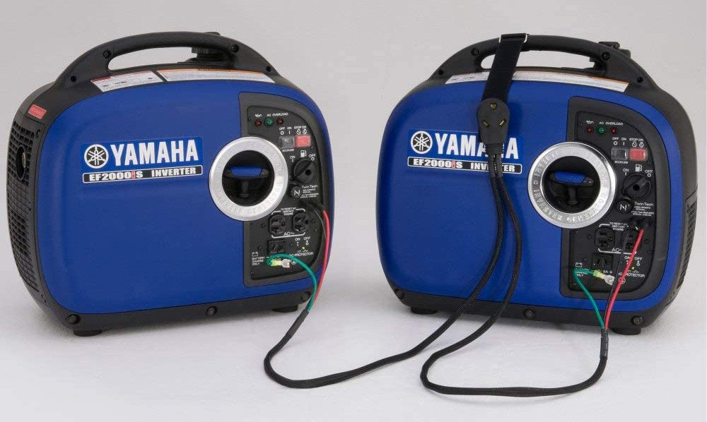 Yamaha Sidewinder Parallel Power Cables
