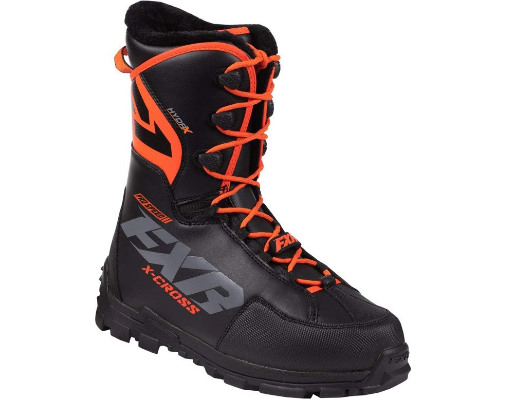 FXR X-Cross Pro Speed Boots