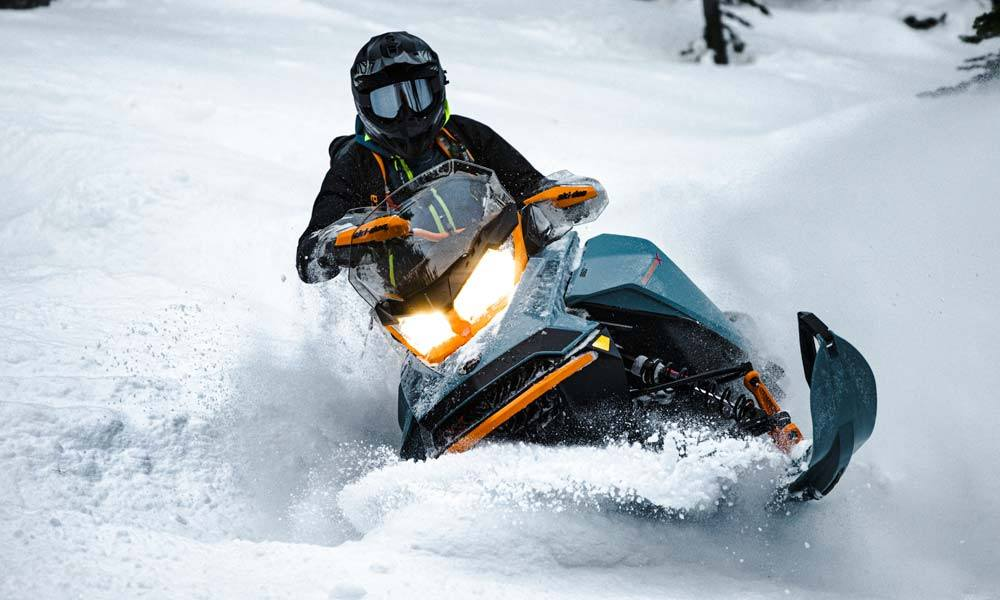 2022 Ski-Doo Backcountry
