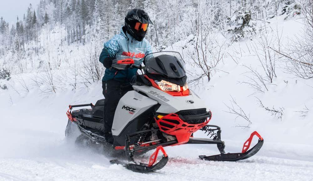 2022 Ski-Doo MXZ
