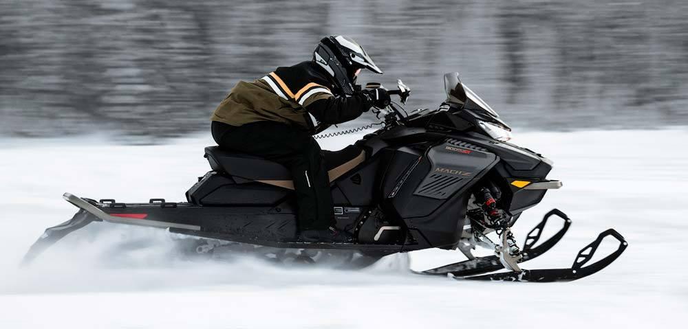 2022 Ski-Doo Mach Z Speed