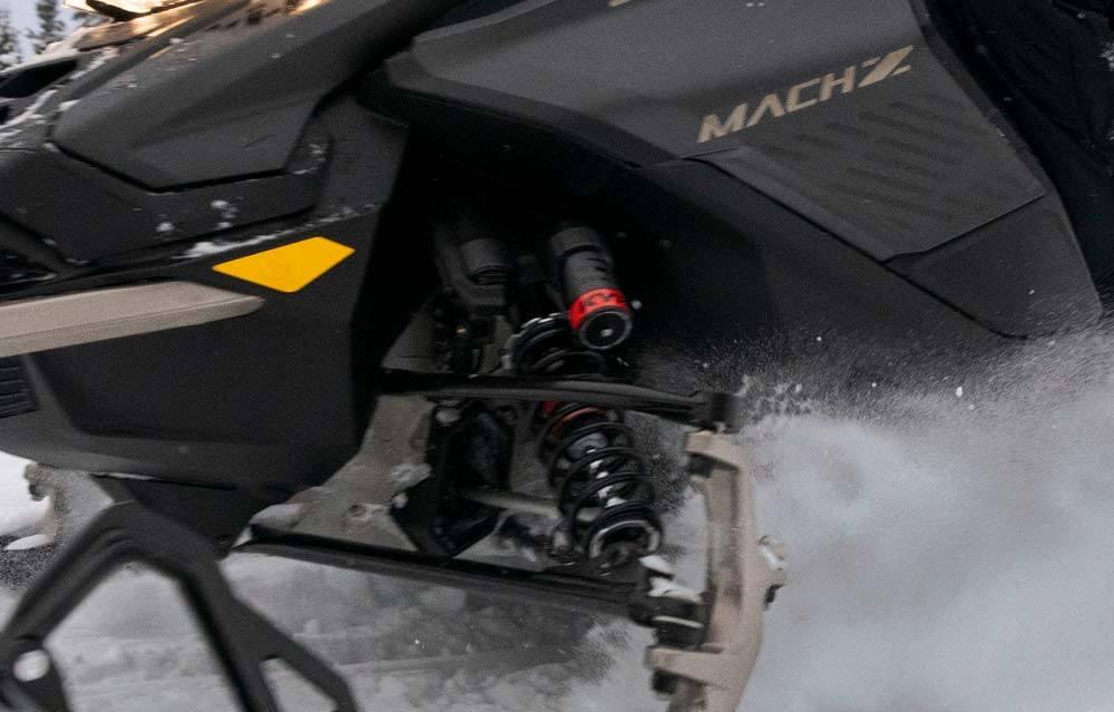 2022 Ski-Doo Mach Z Shocks