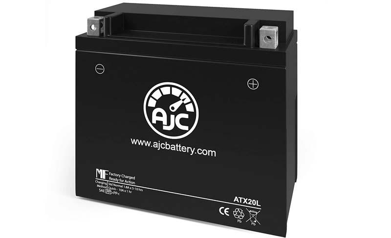AJC Snowmobile Battery