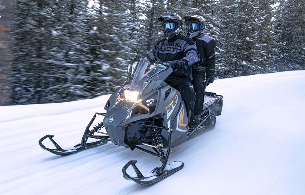 2022 Arctic Cat Blast XR Touring