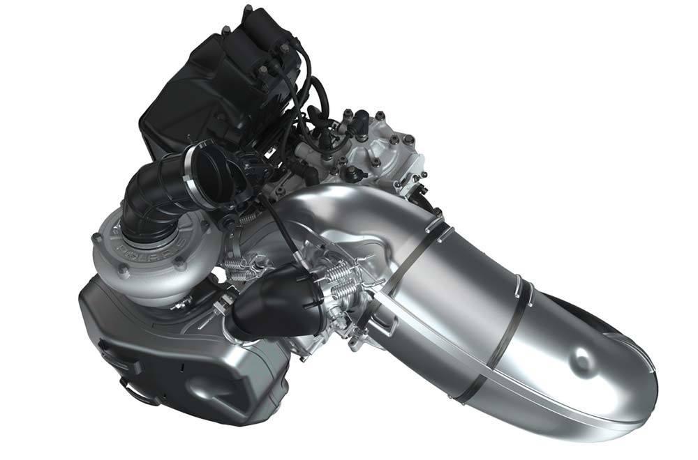 Polaris Patriot Boost Engine