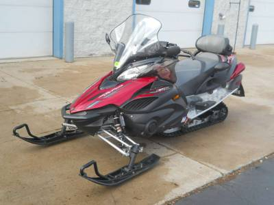 Yamaha Electric Motorcycle >> 2009 Yamaha RS Venture GT For Sale : Used Snowmobile ...