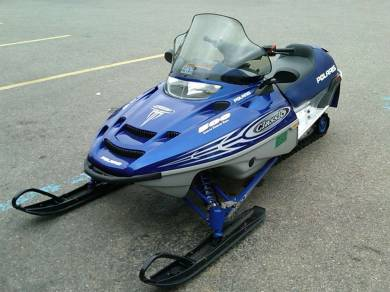 2002 Polaris Indy 500 Classic For Sale : Used Snowmobile ...