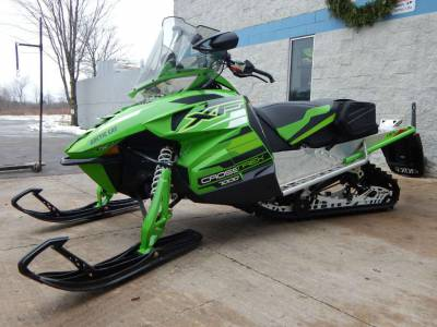 Cross Country Quotes >> 2017 Arctic Cat XF 7000 CrossTrek 137 For Sale : Used Snowmobile Classifieds
