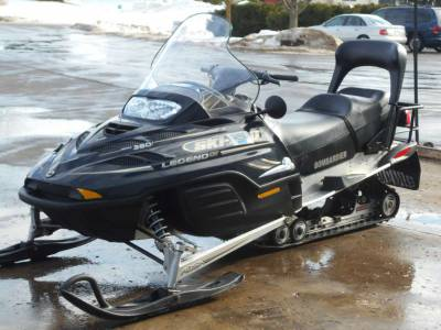 2004 Ski Doo Legend Fan Gt 380 For Sale Used Snowmobile