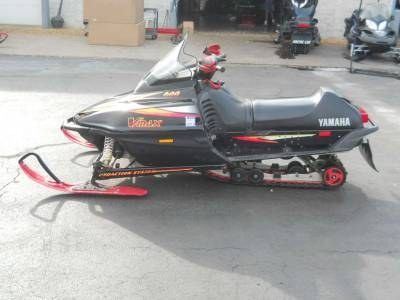 1999 Yamaha Vmax 600 For Sale Used Snowmobile Classifieds