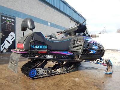1998 Polaris XLT 600 Limited For Sale : Used Snowmobile ...