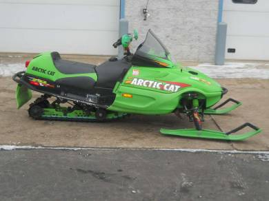 2002 Arctic Cat ZR 500 For Sale : Used Snowmobile Classifieds