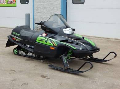 2000 Arctic Cat ZL 500 For Sale : Used Snowmobile Classifieds