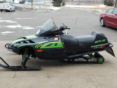 2000 Arctic Cat Zl 500 For Sale Used Snowmobile Classifieds