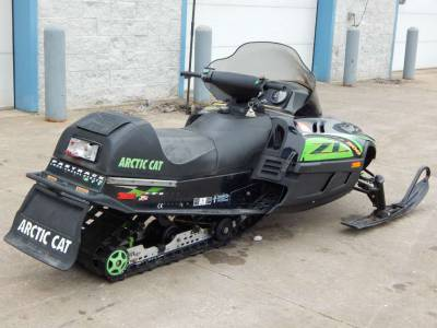 Arctic Cat Dealers Wi >> 2000 Arctic Cat ZL 500 For Sale : Used Snowmobile Classifieds