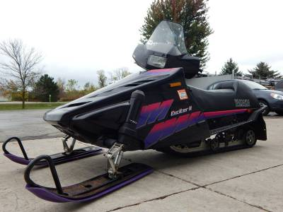 Bad Credit Loan >> 1993 Yamaha Exciter II For Sale : Used Snowmobile Classifieds
