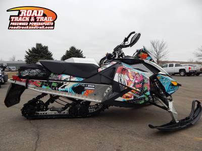 2016 Ski-Doo MXZ Sport Rotax 600 Carb For Sale : Used