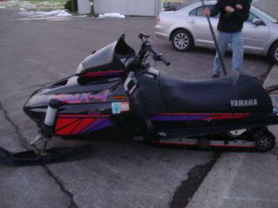 1994 Yamaha V Max 4 For Sale Used Snowmobile Classifieds