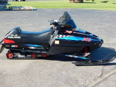 1999 Polaris Indy 500 Xc For Sale Used Snowmobile