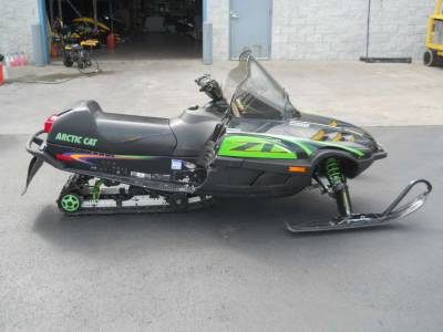 1999 Arctic Cat ZL 500 For Sale Used Snowmobile Classifieds