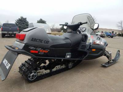 Arctic Cat Dealers Wi >> Used 2002 Arctic Cat ZL 550 ESR For Sale : Used Snowmobile Classifieds