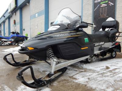 2001 ski doo grand touring 500 for sale used snowmobile. Black Bedroom Furniture Sets. Home Design Ideas