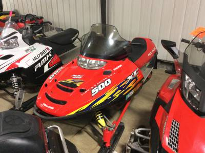 2003 Polaris 500 XC For Sale : Used Snowmobile Classifieds